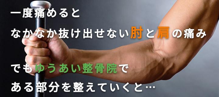 野球肘・野球肩画像1